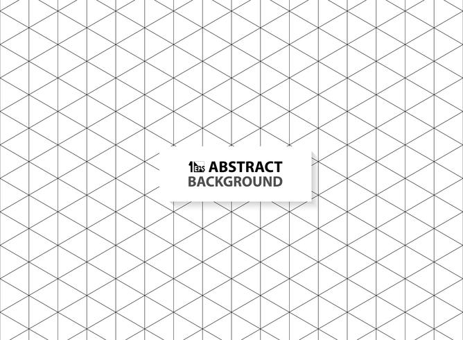 Abstraktes Hexagon umreißt schwarzen Farbmusterhintergrund. Sie können für Anzeige, Plakat, modernes Design, Grafik verwenden.