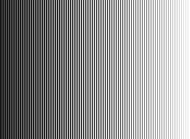 Fondo astratto nero di progettazione del modello della linea verticale. illustrazione vettoriale eps10