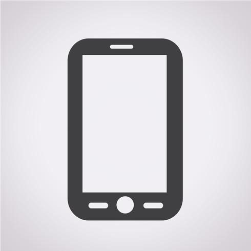 Icona del telefono cellulare