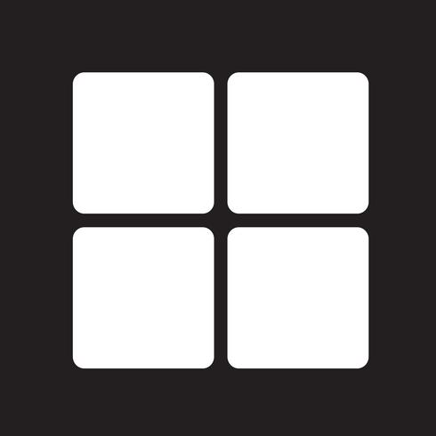 Icône de menu symbole