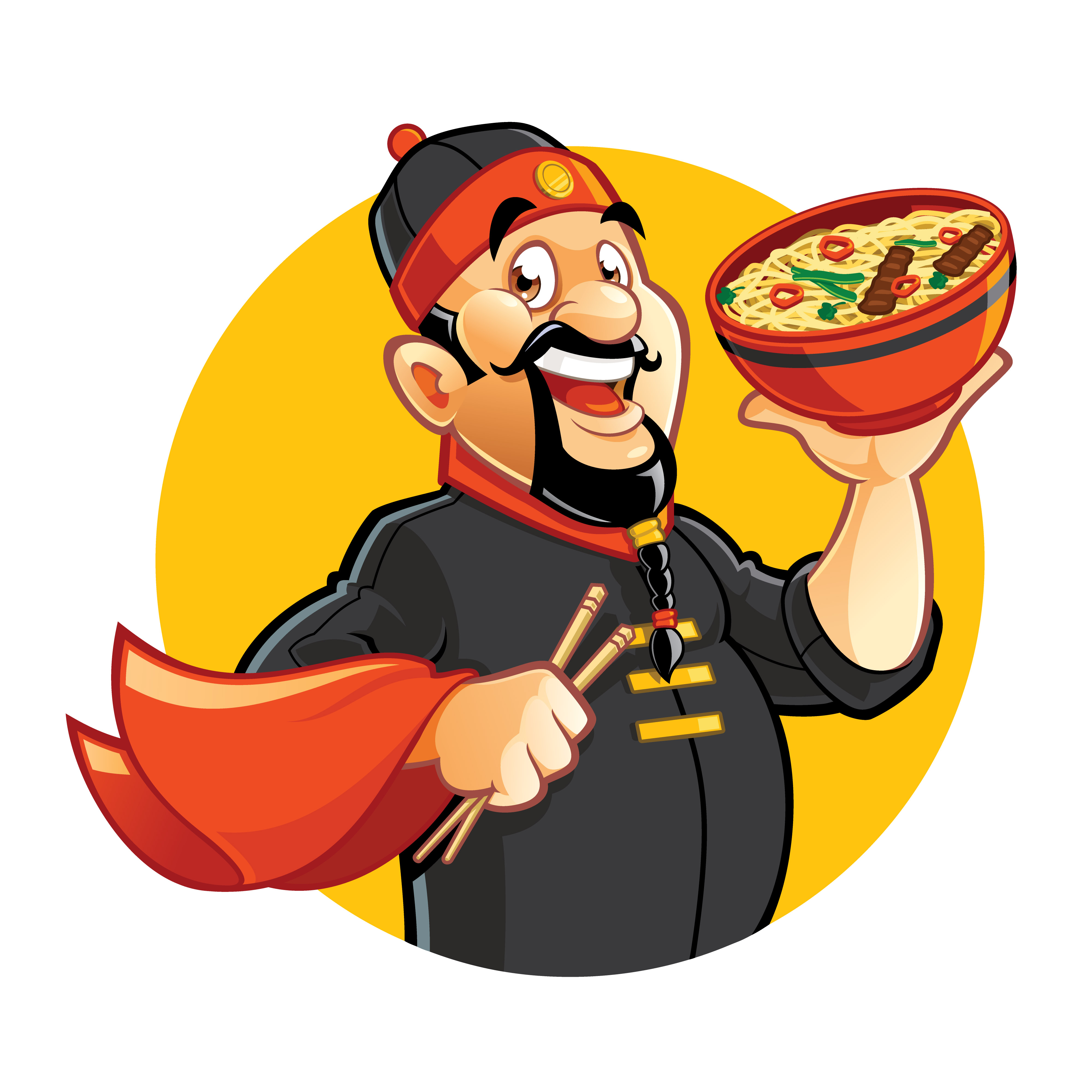 Chinese Food Clipart