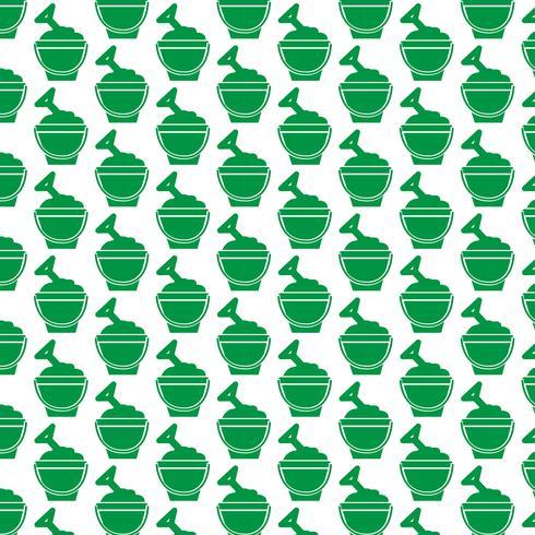 Pattern background sand bucket icon