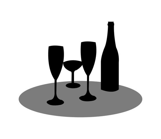 plateau avec boissons
