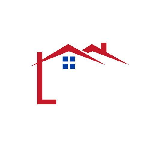 L lettre maison logo