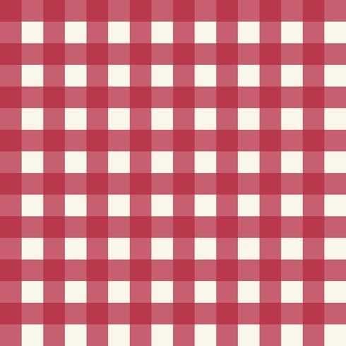 Motif de tissu écossais rose