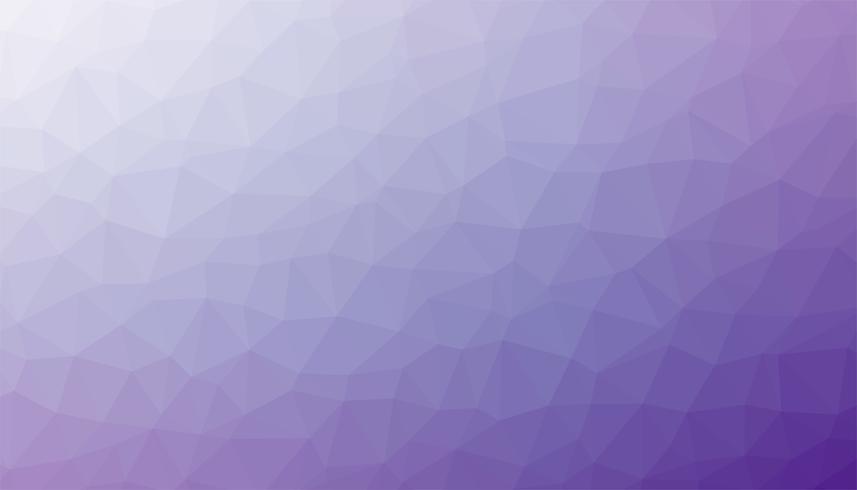 Lichtpaarse triangulated achtergrondtextuurvector