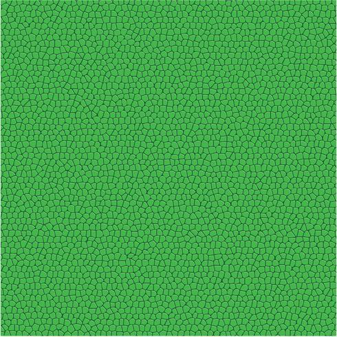 Textura de padrão de vetor de couro verde
