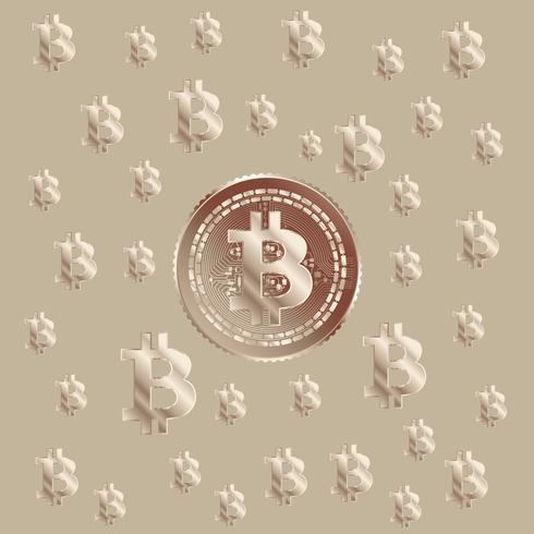 Bitcoin Copper Pattern