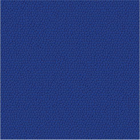 Vetor de padrão de vetor de couro azul