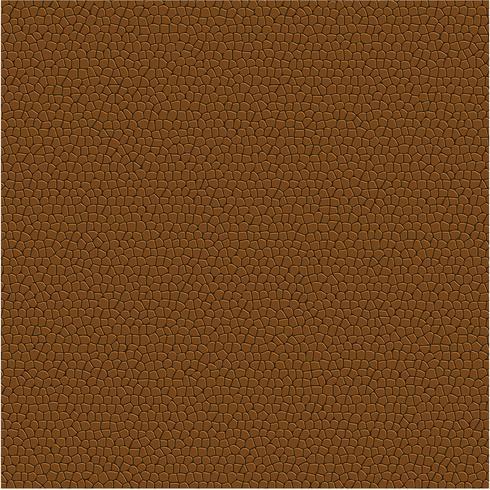 Bruin leder vector patroon textuur
