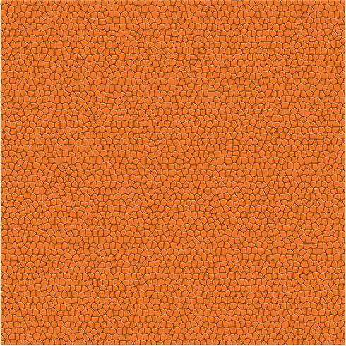 Oranje leder vector patroon textuur
