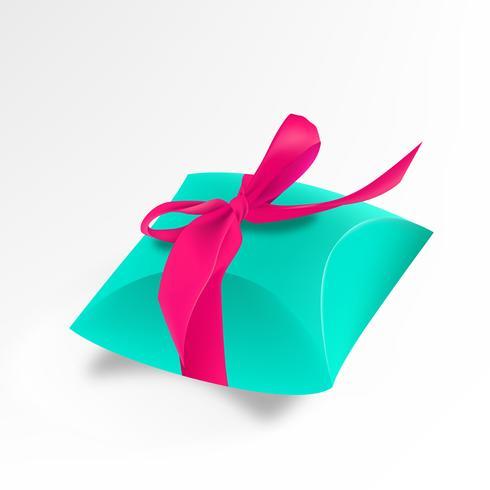 3d unik present vektor design