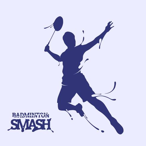 silhouette de smash splash splash