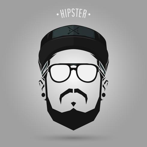 casquette signe hipster