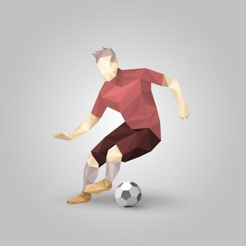 geometric dribble a ball