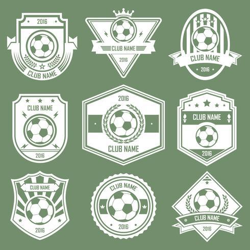 emblemas del club de fútbol