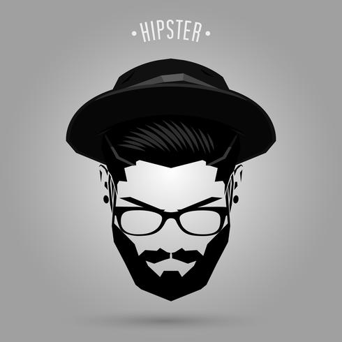hipster heren hoed