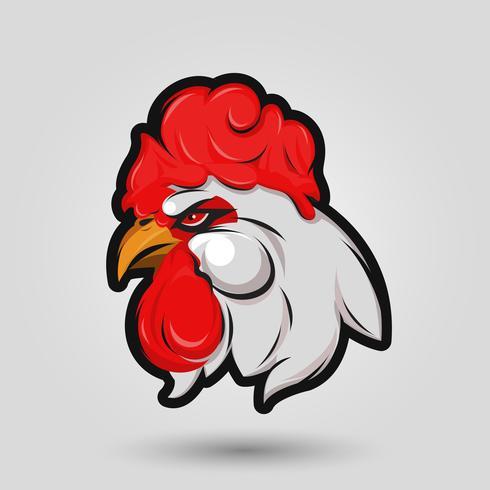 signo de cabeza de gallo