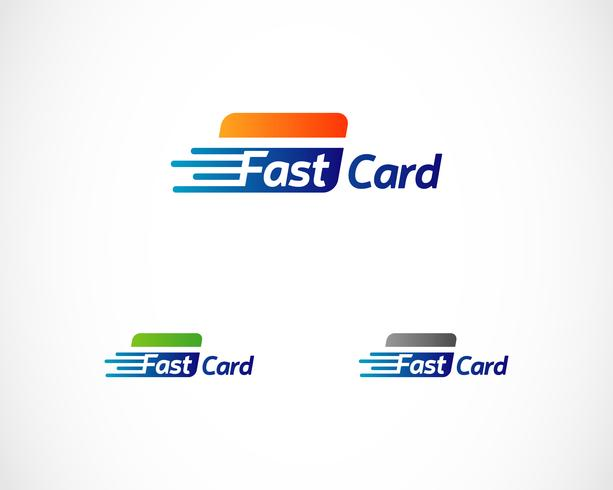 Fast Card Payment Technology Logo Sign Symbol Icon