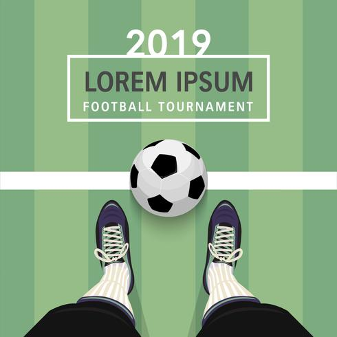 football tournament poster