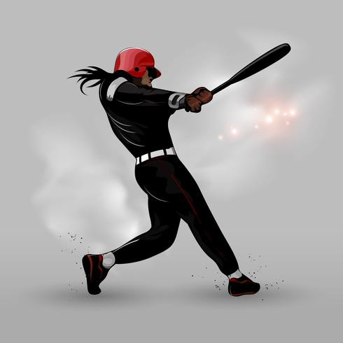 Resumen pelota de béisbol golpeando