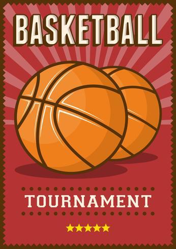 Basketbal Voetbal Sport Retro Pop Art Posters Bewegwijzering