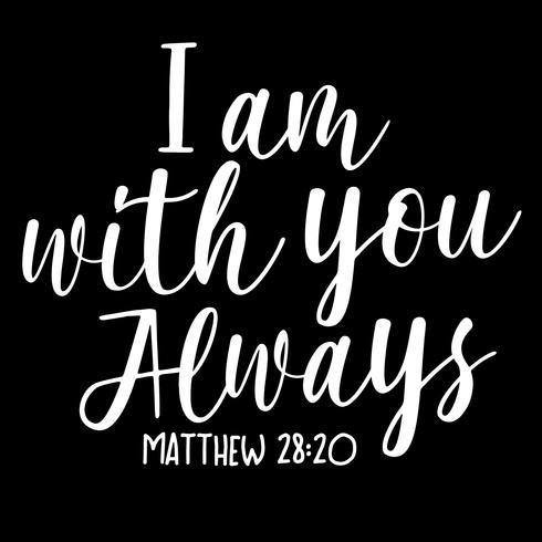 Ik ben altijd bij je