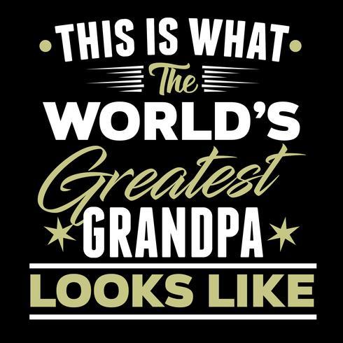 Dit is wat 's werelds grootste opa lijkt
