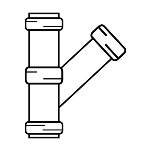 line plumbing tube repair equipment construction