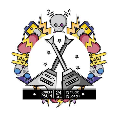 festival de rock concert musique événement