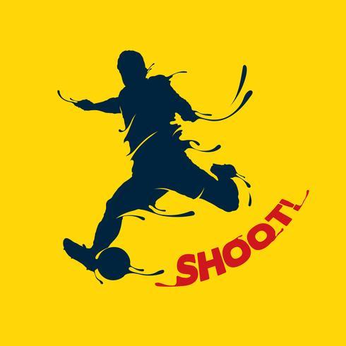 calcio sparare splash