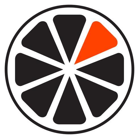Una naranja mínima
