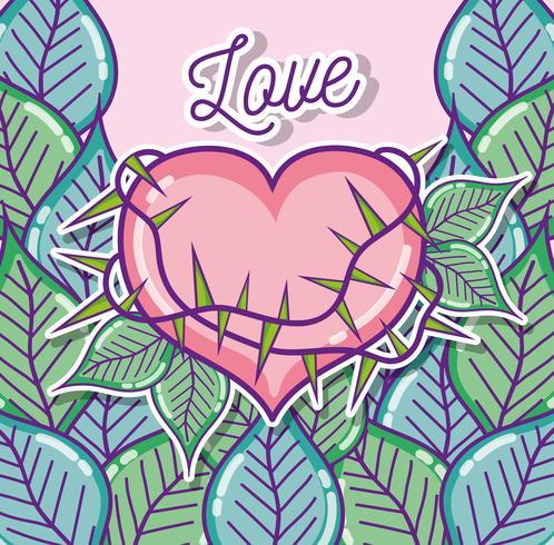 Caricaturas de amor lindo