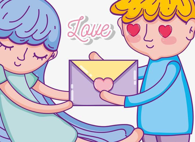 Kinder und Liebe