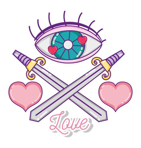 Desenhos De Amor Fofo Download Vetores Gratis Desenhos De Vetor