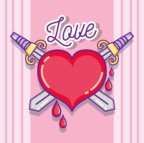 Cute love cartoons