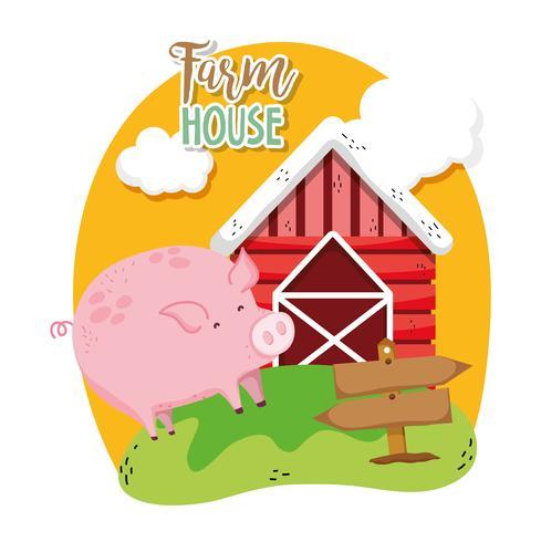 Farm verse cartoons