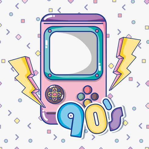 Popart jaren negentig cartoons