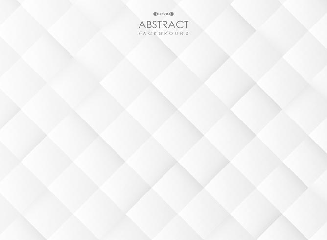 Fondo geométrico gris del modelo del gradiente abstracto. vector