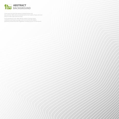 Linha abstrata da listra do moderno de projeto geométrico do teste padrão da forma. vetor