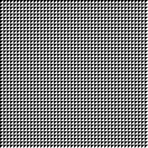 Sumário do fundo geométrico quadrado preto e branco do teste padrão.
