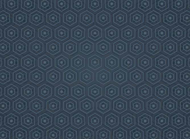 Samenvatting van geometrisch vijfhoekig patroon van afmetingsachtergrond.