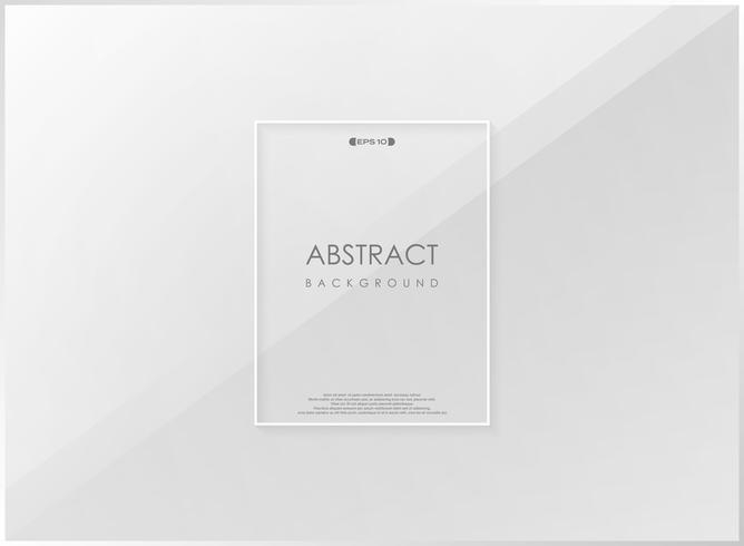 Abstract gradient gray cover center with copy space background.