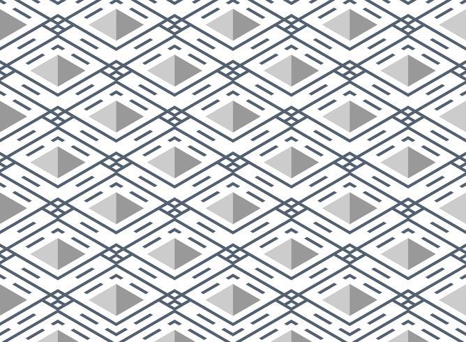 Línea azul abstracta raya patrón de fondo geométrico cuadrado.