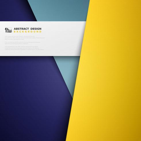 Ejemplo abstracto del diseño de la plantilla de las capas de los colores del vector. ilustración vectorial eps10 vector