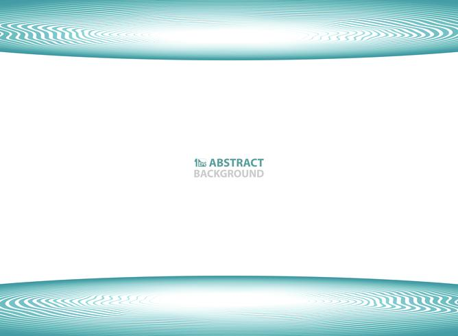 Abstract blue wavy design for cover presentation background. illustration vector eps10