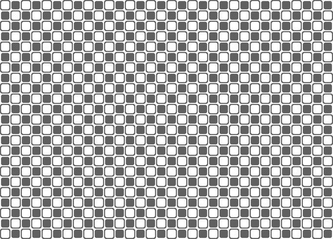 Fondo blanco y negro cuadrado abstracto de la plantilla del diseño del modelo. ilustración vectorial eps10 vector
