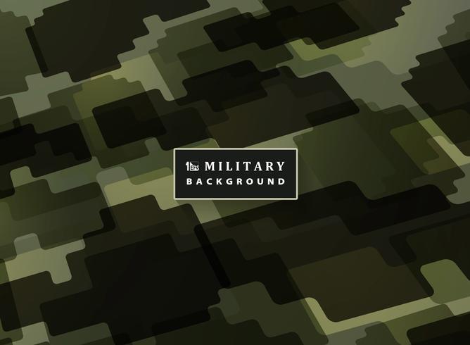Abstrakte Stichsäge militärische grüne Farbmusterhintergrund. Moderne Dekoration der Armeeverteidigergrafik. Sie können für Cover, Anzeige, Poster, Grafik, Druck verwenden.