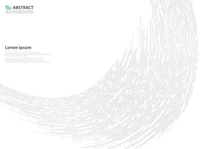 Abstrakter Hintergrund des Streifens zeichnet modernes Design des Musters. vektor