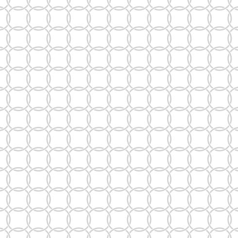 Abstracte grijze cirkelpatronen op witte achtergrond. U kunt gebruiken voor afdrukken, advertentie, poster, moderne kunstwerken, decorpapier wikkelen.